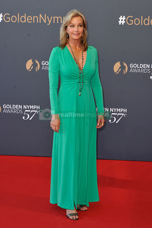 Celebrities attend the Closing ceremony of the 57th Monte Carlo TV Festival. 20 Jun 2017 Pictured: Bo Derek. Photo credit: Newspictures/ MEGA TheMegaAgency.com +1 888 505 6342