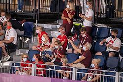 Team Denmark<br /> Olympic Games Tokyo 2021<br /> © Hippo Foto - Dirk Caremans<br /> 27/07/2021