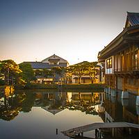 Nagano, Japan and  Zenkō-ji Temple