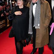 NLD/Utrecht/20121005- Gala van de Nederlandse Film 2012, Willeke van Ammelrooy en partner Marco Bakker
