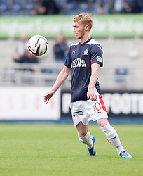Falkirk's Craig Sibbald.<br /> Falkirk 3 v 1 Alloa Athletic, Scottish Championship game played today at The Falkirk Stadium.<br /> © Michael Schofield.