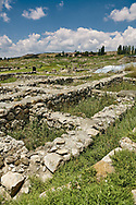 Pictures & Images of Alaca Hoyuk (Alacahoyuk) Hittite archaeological site  Alaca, Çorum Province, Turkey, Also known as Alacahüyük, Aladja-Hoyuk, Euyuk, or Evuk .<br /> <br /> If you prefer to buy from our ALAMY PHOTO LIBRARY  Collection visit : https://www.alamy.com/portfolio/paul-williams-funkystock/alaca-hoyuk-hittite-site.html<br /> <br /> Visit our TURKEY PHOTO COLLECTIONS for more photos to download or buy as wall art prints https://funkystock.photoshelter.com/gallery-collection/3f-Pictures-of-Turkey-Turkey-Photos-Images-Fotos/C0000U.hJWkZxAbg