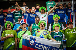 during basketball match between Women National teams of Hungary and Slovenia in Group phase of Women's Eurobasket 2019, on June 27, 2019 in Sports Center Cair, Nis, Serbia. Photo by Vid Ponikvar / Sportida