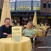 NLD/Huizen/20050913 - Nieuwe eigenaren en nieuwe naam voor restaurant Merlijn Huizen, nu Insolar