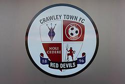Crawley Town FC sign - Photo mandatory by-line: Dougie Allward/JMP - Mobile: 07966 386802 - 07/03/2015 - SPORT - Football - Crawley - Broadfield Stadium - Crawley Town v Bristol City - Sky Bet League One