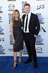 February 8, 2020, Los Angeles, California, United States: 2020 Film Independent Spirit Awards held at Santa Monica Pier..Featuring: Noah Lang, Tai Lang.Where: Los Angeles, California, United States.When: 08 Feb 2020.Credit: Faye's VisionCover Images (Credit Image: © Cover Images via ZUMA Press)