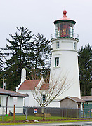 Umpqua Lighthouse State Park, Lighthouse Road, Reedsport, Oregon, USA