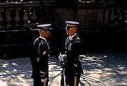 Image of the Changing of the Guard at Arlington National Cemetery, Arlington, Virginia, east coast by Randy Wells