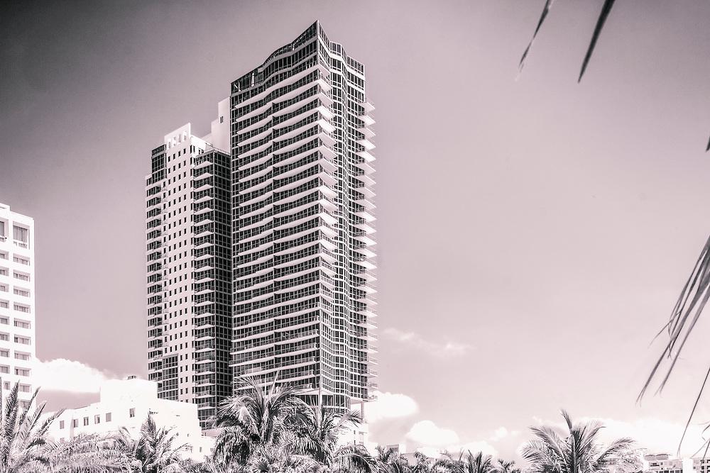 The Setai condo & hotel in Miami Beach designed by Alayo Architects,