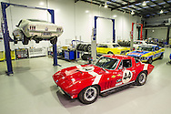 Synergy Race Engines workshop