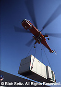 Heavy industry, helicopter