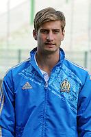 Baptiste ALOE - 04.10.2012 - Marseille / AEL Limassol - Europa League<br /> Photo : Gaston Petrelli / Icon Sport