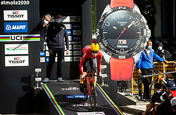 LEKNESSUND Andreas of Norway competes during Men Time Trial at UCI Road World Championship 2020, on September 24, 2020 in Imola, Italy. Photo by Vid Ponikvar / Sportida