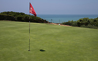 SANCTI PETRI-SPANJE - IBEROSTAR  Real Novo Sancti Petri Golf Club  . Hole 6.   COPYRIGHT KOEN SUYK