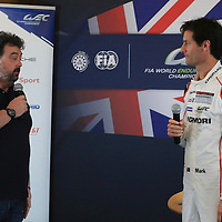 Silverstone Press Conference, FIA WEC Prologue Circuit Paul Ricard, 24/03/2016,