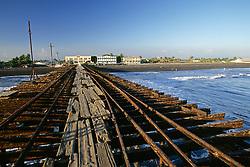 Old United Fruit Company Railway Port
