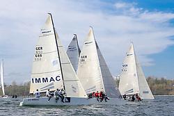 , Kiel - Maior 29.04.- 01.05.2016, Melges 24 - IMMAC 24 -  GER 688 - Stefan SCHIMKOWSKI - Segler-Vereinigung Itzehoe e. V