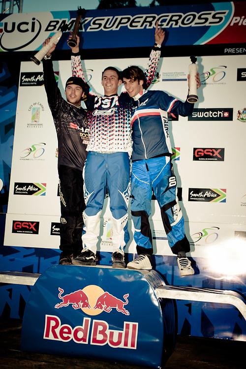 UCI BMX Supercross World Cup, Pietermaritzburg, 2011