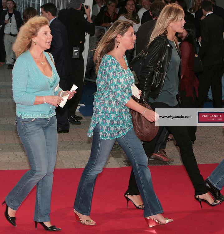 Monsieur et Madame Multz Nafilian - - 33 ème Festival du film américain de Deauville - 2/09/2007 - JSB / PixPlanete
