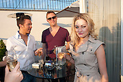 SAM DOWLER; DEAN PIPER; KEELEY WALKER, Terry Ronald - book launch party for his book ' Becoming Nancy' . The Westbury Hotel, Pine Room, Bond Street, London, W1S 2YF<br /> -DO NOT ARCHIVE-© Copyright Photograph by Dafydd Jones. 248 Clapham Rd. London SW9 0PZ. Tel 0207 820 0771. www.dafjones.com.