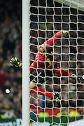 Pinto in Cristiano Ronaldo's free kick
