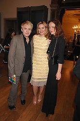 Left to right, NICK RHODES, KIM CATTRALL and ALICE TEMPERLEY at the Royal Academy of Arts Summer Exhibition Party at the Royal Academy, Piccadilly, London on 6th June 2007.<br /><br />NON EXCLUSIVE - WORLD RIGHTS