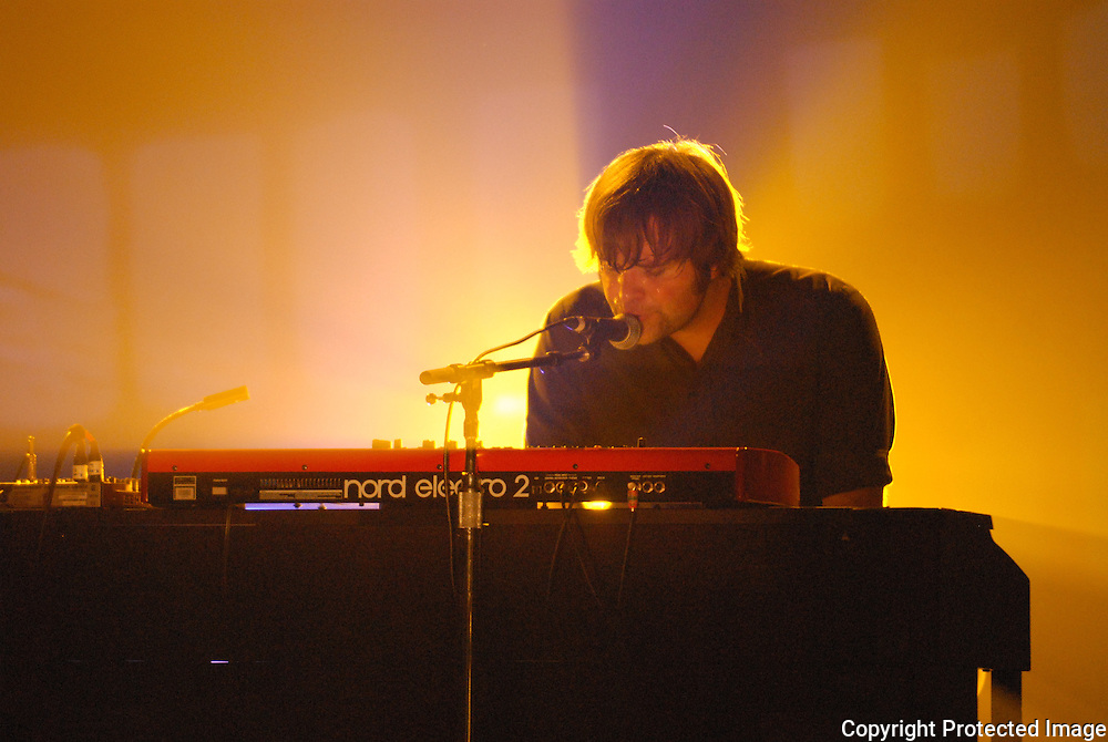 Death Cab for Cutie performs at the State Theatre in New Brunswick, N.J.