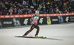 30.12.2018, Schattenbergschanze, Oberstdorf, GER, FIS Weltcup Skisprung, Vierschanzentournee, Oberstdorf, 1. Wertungsdurchgang, im Bild Kamil Stoch (POL) // Kamil Stoch of Poland during his 1st Competition Jump for the Four Hills Tournament of FIS Ski Jumping World Cup at the Schattenbergschanze in Oberstdorf, Germany on 2018/12/30. EXPA Pictures © 2018, PhotoCredit: EXPA/ Stefanie Oberhauser