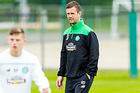 25/06/15      <br /> CELTIC TRAINING <br /> LENNOXTOWN <br /> Celtic Manager Ronny Deila watches over pre-season training