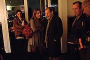 VICTORIA-ANNE BULL; LUCIAN FREUD; DAVID DAWSON, Launch of Nicky Haslam's book Redeeming Features. Aqua Nueva. 5th floor. 240 Regent St. London W1.  5 November 2009.