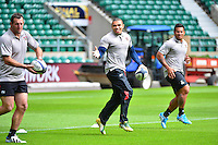 Bryan HABANA - 01.05.2015 - Captains' Run de Toulon avant la finale - European Rugby Champions Cup -Twickenham -Londres<br /> Photo : David Winter / Icon Sport