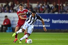 Accrington Stanley v West Bromwich Albion - 22 August 2017