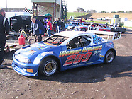 06 Mar. Oval Racing. Hednesford