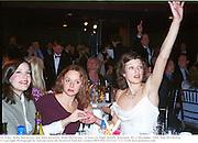 Liv Tyler, Stella McCartney and Milla Jovavich. Stella McCartney,  A Very Liz Night benefit. Roseland. NY. 2 December 1999. Film 991062f3a<br />© Copyright Photograph by Dafydd Jones 66 Stockwell Park Rd. London SW9 0DA Tel 010 7733 0108 www.dafjones.com