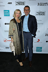 Guests at Creative Community For Peace 2nd Annual 'Ambassadors Of Peace' Gala held at Los Angeles on September 26, 2019 in Private Residence, California, United States (Photo by © Jc Olivera/VipEventPhotography.com