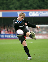 Photo: Rich Eaton.<br /> <br /> Cheltenham Town v Nottingham Forest. Coca Cola League 1. 13/10/2007. Forest's Kris Commons who scored a hat trick.