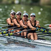 NZ Womens quad (4X)