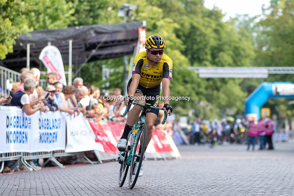 05-08-2019: Wielrennen: Nederlandse profs: Almelo<br />Bert Jan Lindeman
