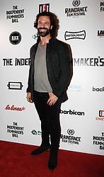 April 18, 2018 - London, United Kingdom - Actor Christian Vit is arriving to The Raindance Independent Filmmaker's Ball in Café de Paris in London, United Kingdom, April 18, 2018. (Credit Image: © Dominika Zarzycka/NurPhoto via ZUMA Press)