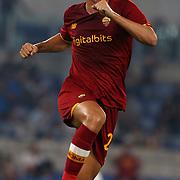 Roma 14/08/2021 Stadio Olimpico<br /> Amichevole <br /> AS Roma vs Raja Club Athletic<br /> Borja Mayoral (Roma)