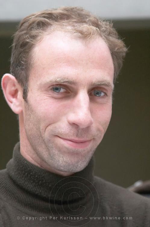 Nicolas Martin owner domaine f chidaine montlouis loire france