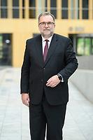 03 MAY 2021, BERLIN/GERMANY:<br /> Siegfried Russwurm, Praesident Bundesverband der Deutschen Industrie, BDI, und Aufsichtsratschef Thyssenkrupp, BDI, Haus der Wirtschaft<br /> IMAGE: 20210503-02-055