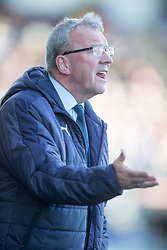 Alex Smith in charge for Falkirk. Falkirk 2 v 0 Dunfermline, Scottish Challenge Cup played 7/9/2017 at The Falkirk Stadium.