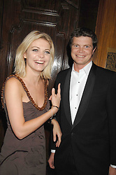 JACK KIDD and the COUNTESS OF MORNINGTON at a dinner to promote the Holders Season in Barbados held at The Four Seasons Hotel, Hamilton Place, London W1 on 30th January 2008.<br /><br />NON EXCLUSIVE - WORLD RIGHTS (EMBARGOED FOR PUBLICATION IN UK MAGAZINES UNTIL 1 MONTH AFTER CREATE DATE AND TIME) www.donfeatures.com  +44 (0) 7092 235465