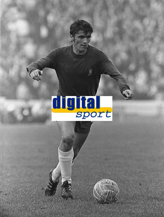 Fotball<br /> England<br /> Foto: Colorsport/Digitalsport<br /> NORWAY ONLY<br /> <br /> Chelsea historikk<br /> Charlie Cooke (Chelsea) Chelsea v West Bromwich Albion 18/10/69. 1969 / 70 season