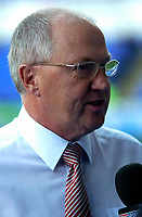 Photo: Gareth Davies.<br />Reading v Charlton Athletic. The Barclays Premiership. 18/11/2006.<br />Charlton Athletic's new head coach Les Reed prepares for his first match in charge against Reading.