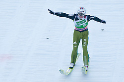 19.03.2010, Planica, Kranjska Gora, SLO, FIS SKI Flying World Championships 2010, Flying Hill Individual, im Bild Simon Ammann, ( SUI, #40 ), EXPA Pictures © 2010, PhotoCredit: EXPA/ J. Groder
