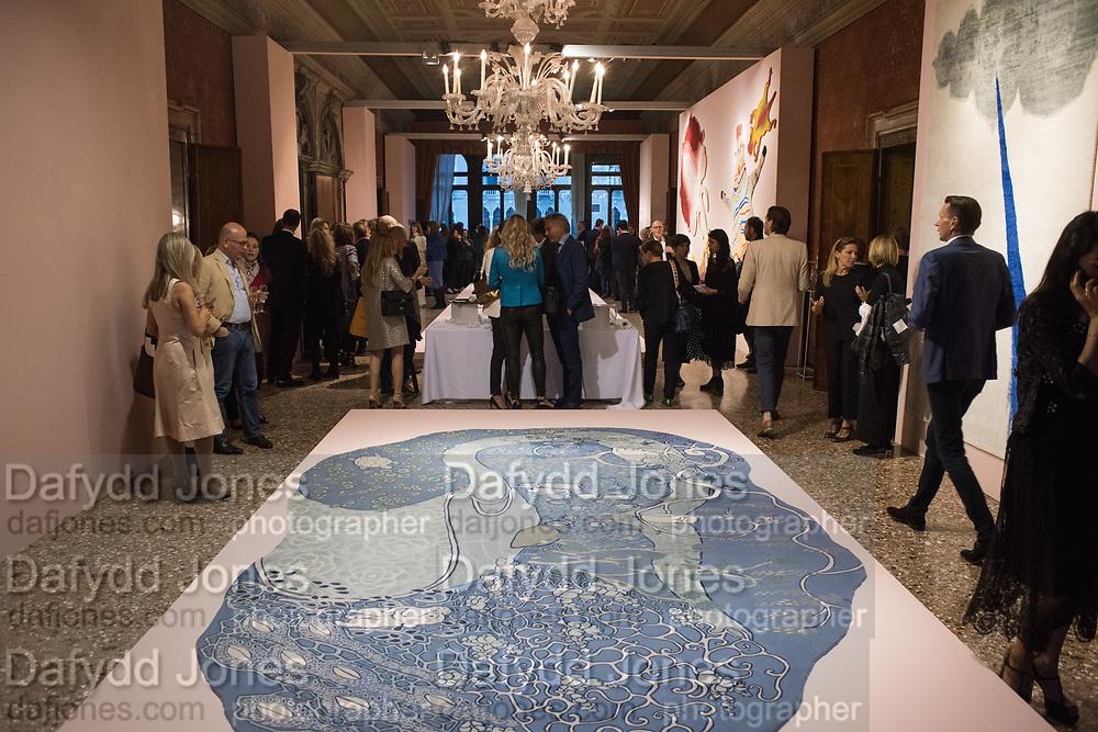 TEXTILE EXHIBITION, Venice Biennale, 9 May 2017