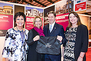 27/1/16 US Chargé d'affaires Reece Smyth at the Holiday World Show 2017 at the RDS Simmonscourt in Dublin. Picture: Arthur Carron