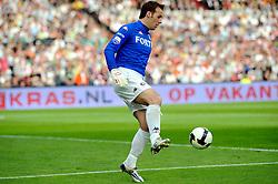 27-04-2008 VOETBAL: KNVB BEKERFINALE FEYENOORD - RODA JC: ROTTERDAM <br /> Feyenoord wint de KNVB beker - Henk Timmer<br /> ©2008-WWW.FOTOHOOGENDOORN.NL